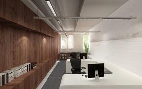 Картинка дизайн, пространство, интерьер, офис