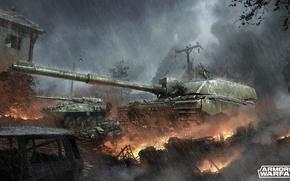 Картинка танки, Armored Warfare, онлайнигры