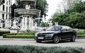 Обои бмв, BMW, седан, 7-Series, G11