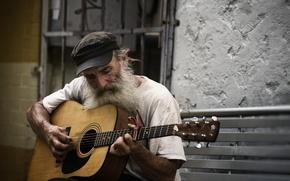 Картинка музыка, гитара, Danny Grant