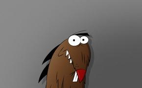 Обои Деггет, бобер, The Angry Beavers
