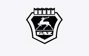 Картинка логотип, газ, эмблема, марка, ГАЗ