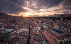 Картинка Italia, Lucca, Northern Tuscany