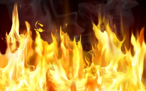 Картинка дым, Огонь, пиромания