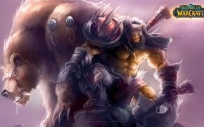 Картинка Камень, World of warcraft, Рексар, Миша