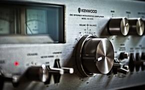 Картинка макро, фон, Kenwood KA-9100