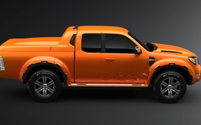 Картинка Concept, Ford, Ranger, Max