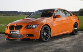 Картинка BMW, G-Power, E92, GTS
