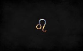 Картинка Лев, Lion, знак зодиака, гороскоп