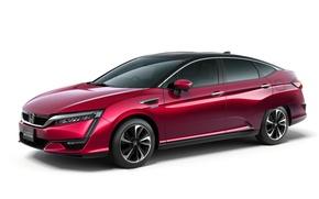 Картинка Concept, концепт, Honda, хонда, FCV