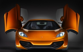 Обои car, дизайн, McLaren, MP4-12C