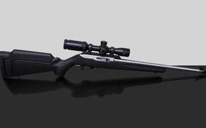 Картинка оружие, оптика, винтовка, снайперская