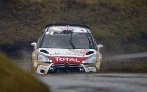 Картинка Citroen, DS3, WRC, Rally, Ралли, Kris Meeke