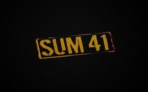Картинка music, sum41, punk-rock
