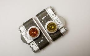 Картинка камера, фотоаппарат, объектив, Зенит-3
