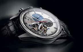 Картинка часы, 1969, Zenith, Chronomaster, El - Primero