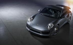 Картинка Porsche, Carrera, Supercar, 991, Turbo S, 2014
