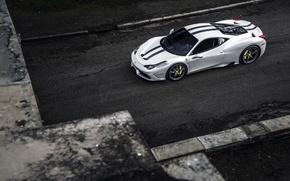 Картинка Ferrari, суперкар, феррари, 458