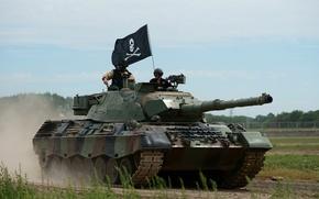 Картинка бронетехника, Leopard 1, боевой, танк, «Леопард1»