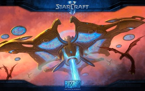 StarCraft,2,wings of liberty,wallpaper обои