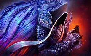 Картинка blizzard, Diablo 3, Reaper of Souls, Malthael