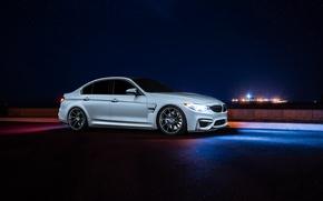 Картинка BMW, Dark, Front, Wheels, Avant, Motors, Garde, Vibe, F80