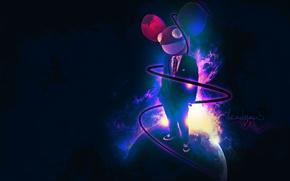 Картинка Музыка, Music, Deadmau5, Мёртвая Мышь, Joel Thomas Zimmerman