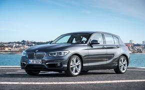 Картинка бмв, BMW, xDrive, 5-door, 2015, F20, Urban Line, 120d