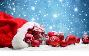 Картинка украшения, Рождество, подарки, Новый год, сумка, new year, Christmas, мешок игрушки, ornament, sack of toys, …