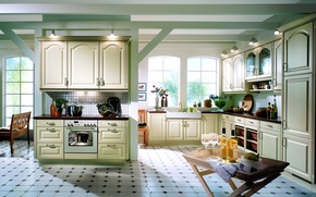Картинка Glass, Kitchen, Whisky, Cupboard