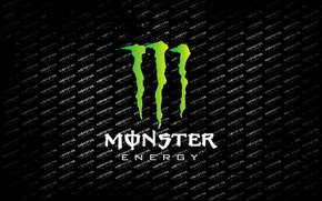 Обои реклама, monster, monster energy