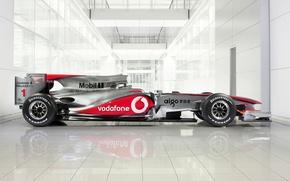Картинка McLaren, Mercedes, Fromula 1