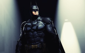 Картинка batman, DC Comics, Bruce Wayne, Rocksteady Studios, Batman: Arkham Knight