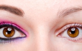 Картинка beauty, eye, makeup