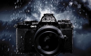 Картинка Olympus, photography, oriental, drops, Olympus OM-D E-M5 II, Olympus OM-D E-M5 MkII, asiatic, cutting-edge technology, ...