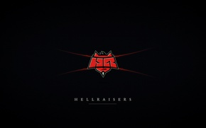 Картинка Hellraisers, csgo, cs go, counter strike global offensive,  команды кс го