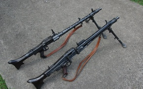 Картинка оружие, пулеметы, MG 42, MG-34