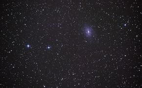 Обои космос, звезды, мироздание