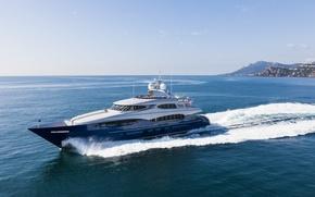 Картинка lifestyle, power, luxury, yacht, boat, Motor, VICEM-46-NAV
