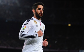 Картинка Real Madrid, Isco Alarcon, Реал Мадрид., Иско Аларкон