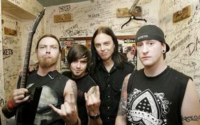 Картинка Музыка, Metalcore, Bullet For My Valentine