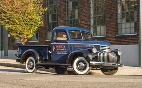 Обои chevrolet, pickup, truck, 1941, шевроле, пикап