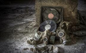 Картинка музыка, диско, старый винил