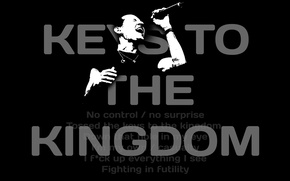 Картинка Линкин Парк, Keys To The Kingdom, Честер Беннингтон, Linkin Park, The Hunting Party, Chester Bennington
