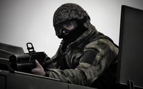 Картинка МВД, Спецназ, Витязь