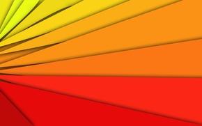 Картинка colors, abstract, rainbow, fire, red, yellow, orange