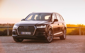 Картинка Audi, ауди, TDI, quattro, AU-spec, 2015