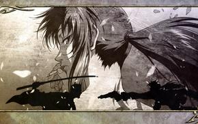 Картинка Black Lagoon, Revy, anime
