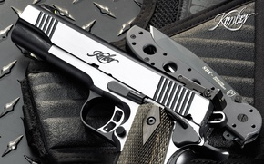 Картинка оружие, нож, Ствол