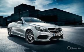 Картинка Mercedes-Benz, кабриолет, E-class, мерседес, Convertible, 2013, A207
